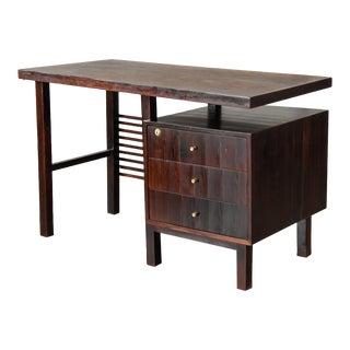 Vintage Brazilian Modern Desk