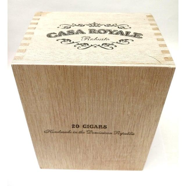 Vintage Cigar Jewelry Box - Image 9 of 10