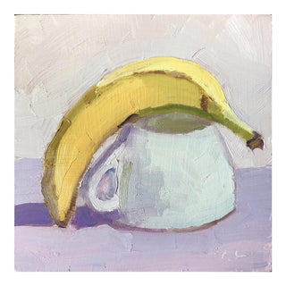 Banana Over Tea Cup by Caitlin Winner