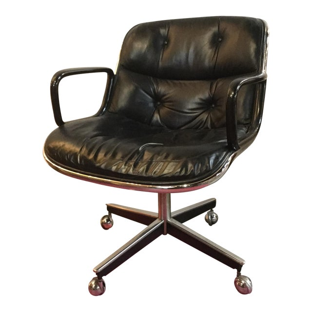 Charles Pollack for Knoll Executive Chair For Sale