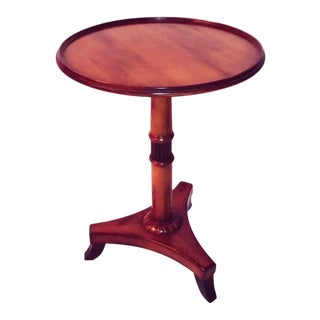 Baker Regency Style Occasional Table