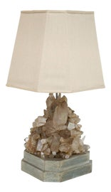 Image of Crystal Table Lamps
