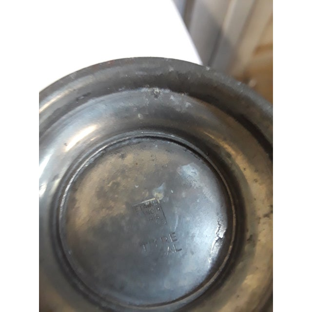 Small Pewter Pitcher - Image 2 of 4