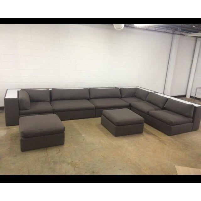 Milo Baughman for Thayer Coggin Sectional - Image 2 of 10