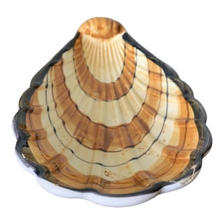 Mid Century Seashell Soap Dish For Sale