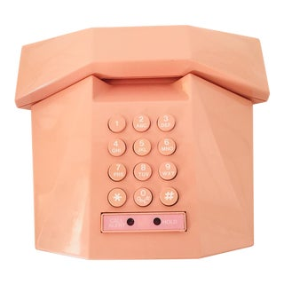 "Telequest Millennial Pink ""Prism"" Phone For Sale"