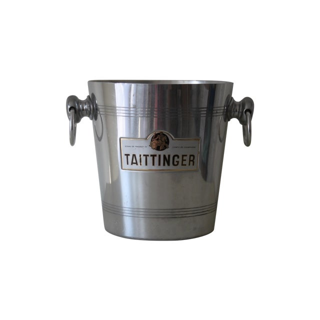 Taittinger French Champagne Bucket - Image 1 of 5