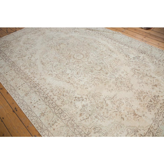 "Vintage Oushak Carpet - 6'10"" x 10'2"" - Image 2 of 12"