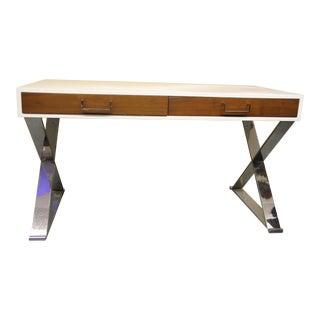 Modern Lawson-Fenning Desk/Console Table For Sale