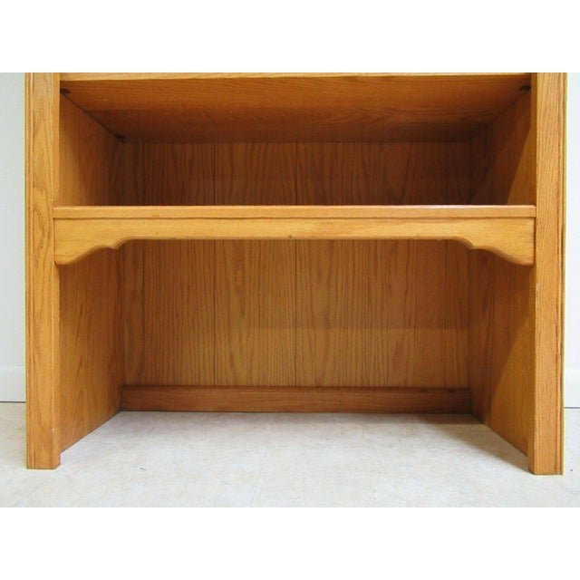 Ethan Allen Shelving For Sale - Image 5 of 7