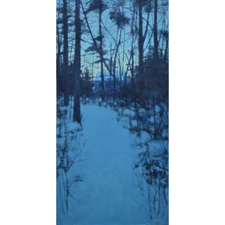 """Stephen Remick """"Coming Home"""" Contemporary Painting For Sale"""