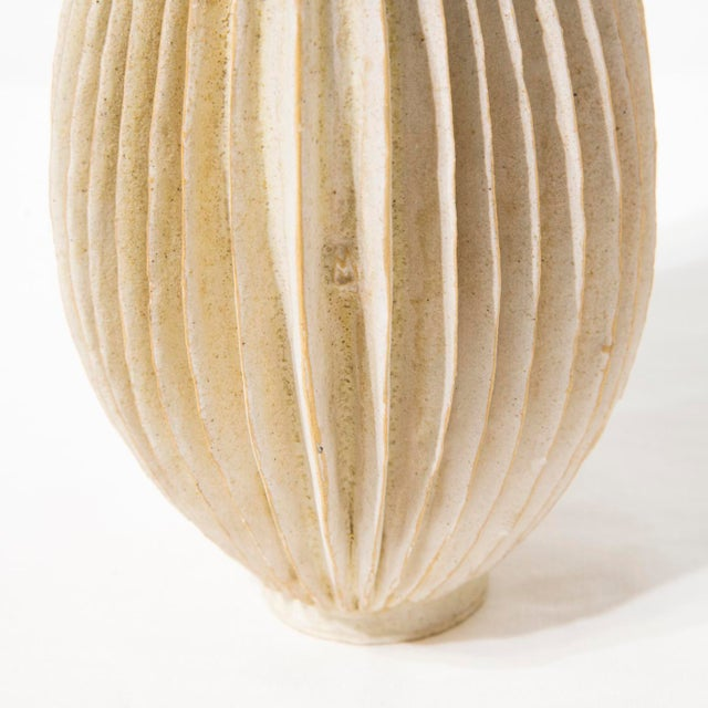 2000 - 2009 Ceramic Vase by Ursula Morley-Price, 2000 For Sale - Image 5 of 7