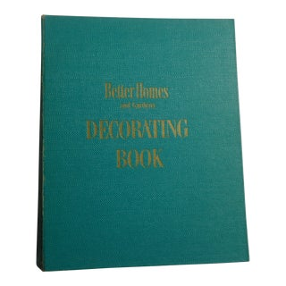 1950s Better Homes and Gardens Decorating Book For Sale