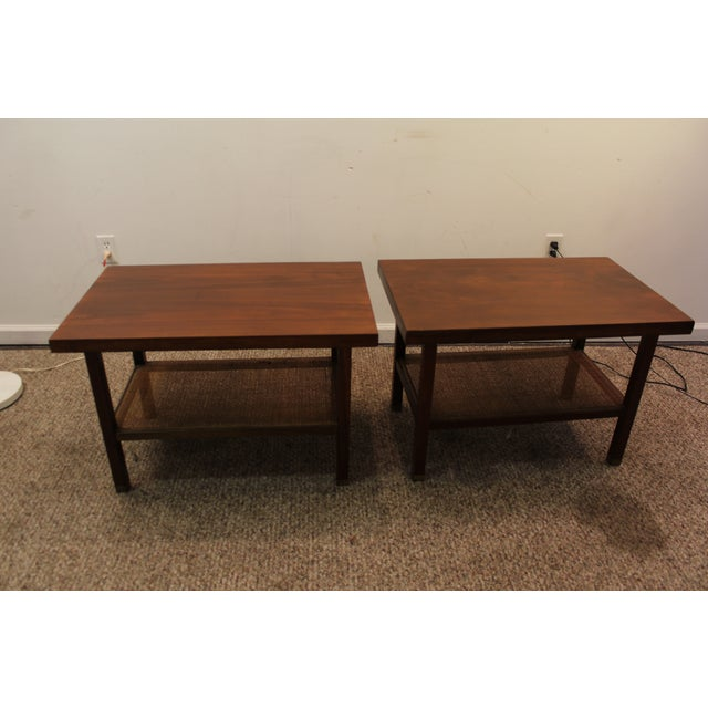 E. Paul Browning Mid-Century Side Tables - A Pair - Image 5 of 11