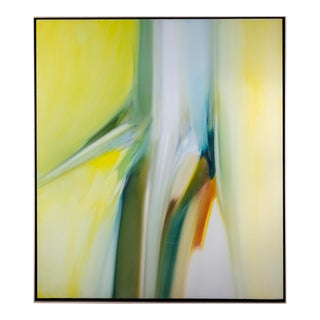 Abstract Expressionist Oil Painting by Richard Anderson For Sale
