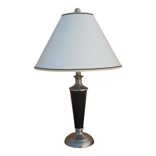 Contemporary Table Lamp For Sale