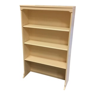 Maple Refinished Bookcase