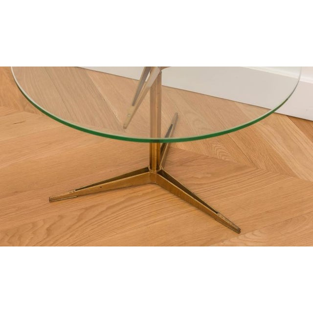 Ico Parisi Brass Occasional Table - Image 2 of 6