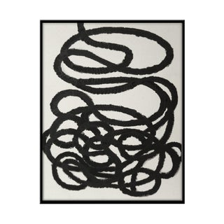 Abstract Squiggle No 2 36 48 For Sale