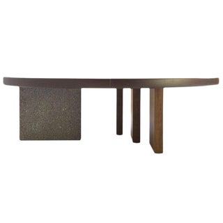 Modern Claudio Silvestrin Cocktail Table For Sale