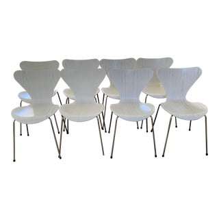 """Design Within Reach """"Series 7"""" Chairs - Set of 8 For Sale"""