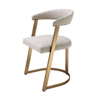 Mid-Century Modern Dining Chair | Eichholtz Dexter For Sale