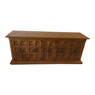 Heritage Wooden Buffet