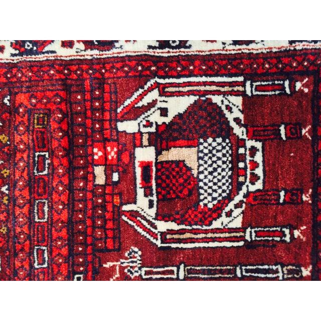 Baluchi Persian Handmade Rug - 2′6″ × 4′6″ - Image 5 of 9