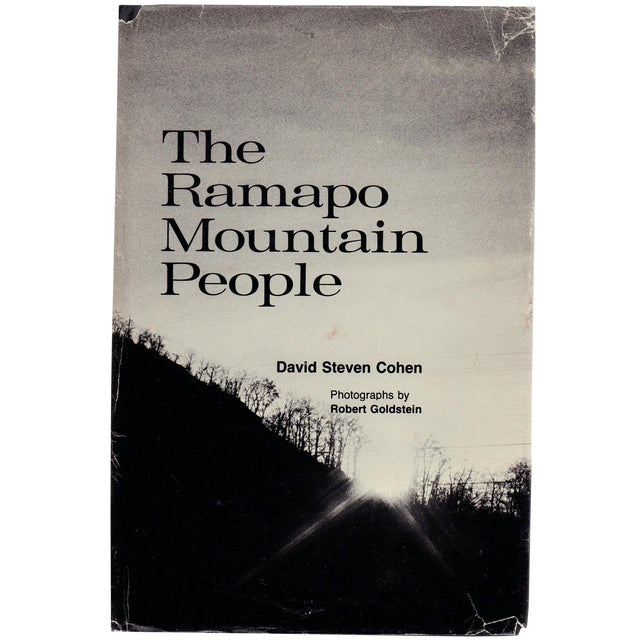 The Ramapo Mountain People For Sale