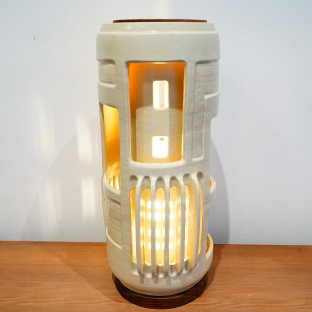 Contemporary Nesting Light Capsule by Jenny Poston For Sale - Image 3 of 10