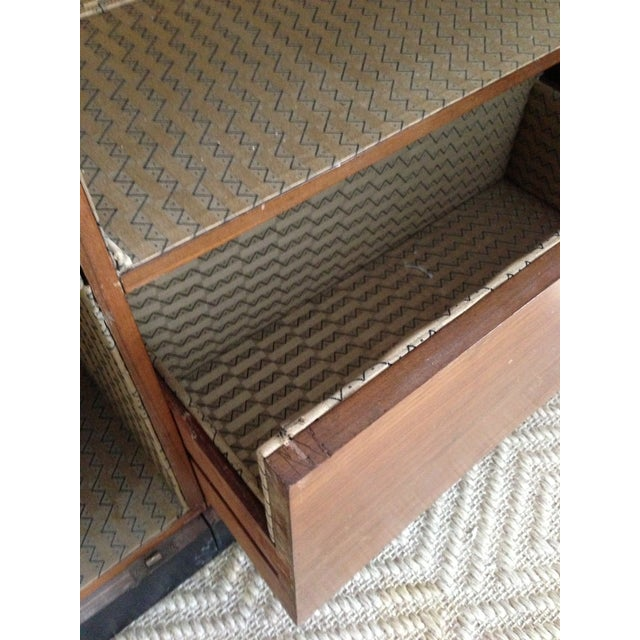 Rosewood Art Deco French Cabinet - Image 7 of 8
