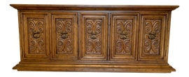 Image of Spanish Revival Credenzas and Sideboards