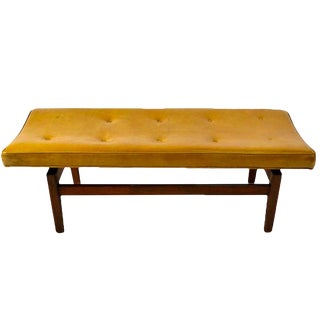 Jens Risom Bench For Sale