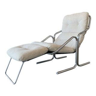 "Mid Century Jerry Johnson ""Arcadia"" Lounge Chair For Sale"