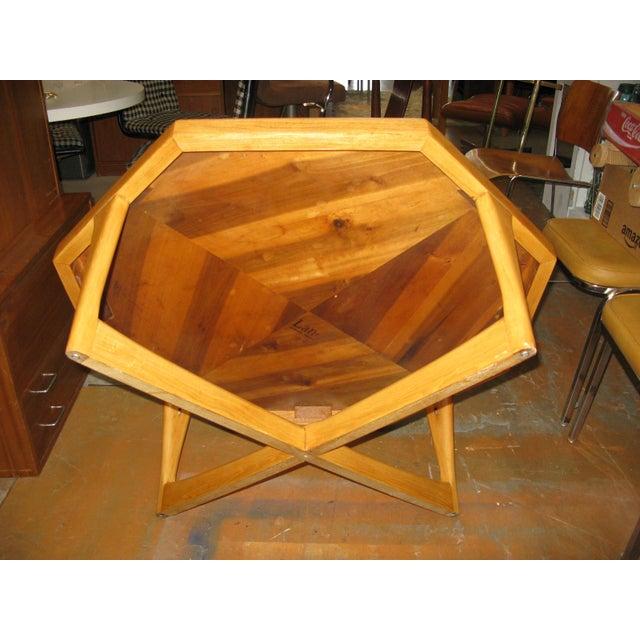 Lane Hexagonal Coffee Table - Image 7 of 10