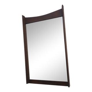 Mid Century Modern Wall Dresser Bathroom Vanity Mirror For Sale