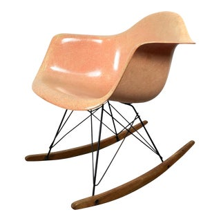 1950s Vintage Early Charles Eames Rope-Edge Zenith Chair