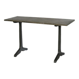 Sarried Ltd Nordic Wall Table For Sale