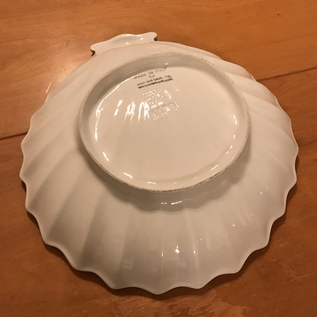 Large Italian Shell Bowl - Image 9 of 11