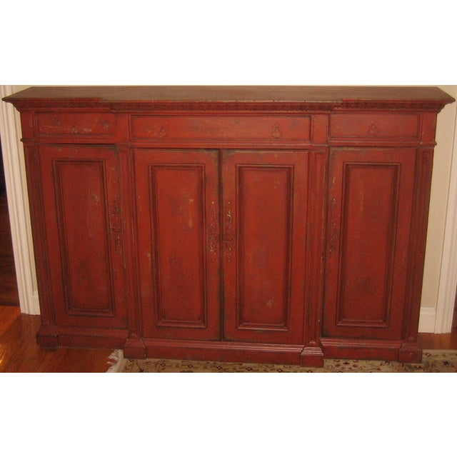 Habersham Sideboard Dry Bar For Sale - Image 4 of 6