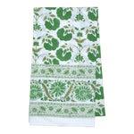 Janvi Tablecloth, 8-seat table - Green