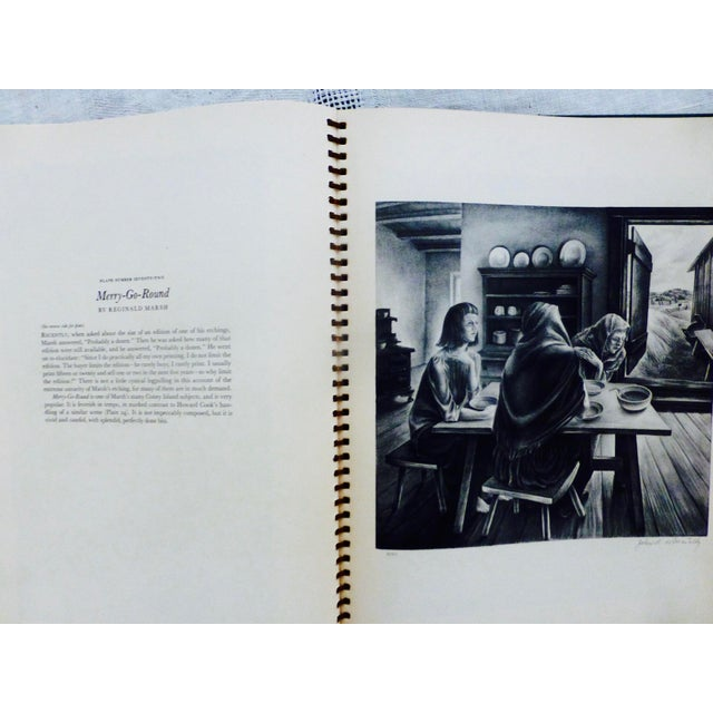 1939 Treasury of American Prints: Benton, Wood, Curry, Hopper For Sale - Image 5 of 11