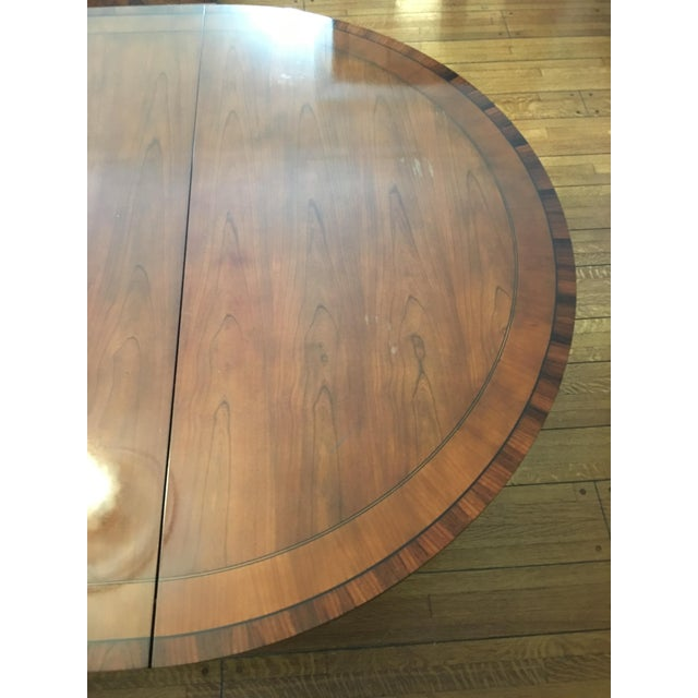 Baker Dining Room Table - Image 10 of 11