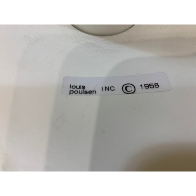 Louis Poulsen Ph Artichoke Poul Henningsen Extra White Pendant For Sale - Image 12 of 13