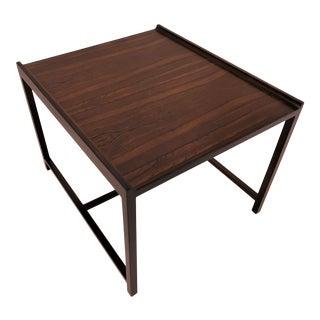 Brode Blinheim Palisander Rosewood End Table For Sale