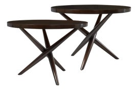 Image of Scandinavian Side Tables