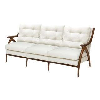 Scarborough House 3 Seater Sofa Retro Midmod For Sale