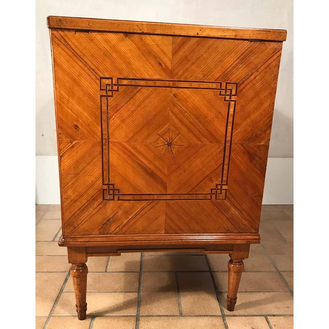 18th Century Louis XVI Dressing Table/Vanity, South Germany For Sale - Image 11 of 13