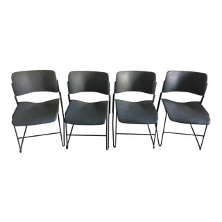 David Rowland Mid-Century Chairs - Set of 4