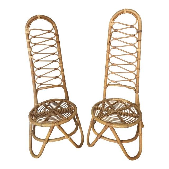 Dirk Van Sliedregt Rohe Noordwolde Chairs - a Pair For Sale